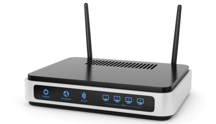 Dsl Modem Router Featured